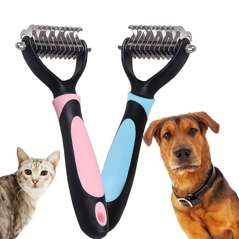 Расчёски для кошек для вычёсывания