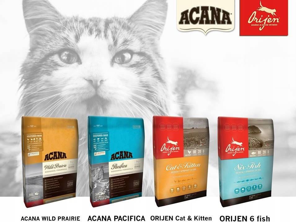 Что входит в состав корма акана для стерилизованных кошек