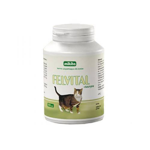 Обзор витаминов для кошек с таурином