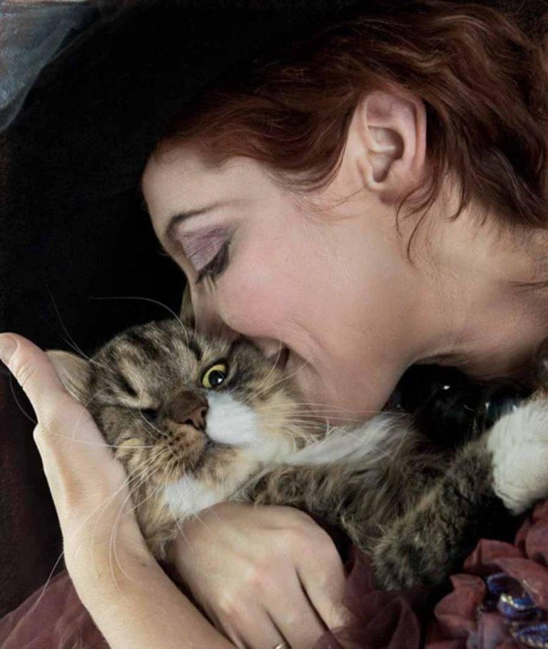 Почему нельзя обнимать котов и кошек
