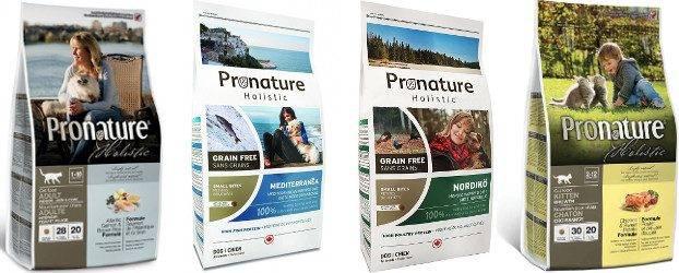 Обзор линейки кормов пронатюр (pronature), особенности и отзывы собаководов