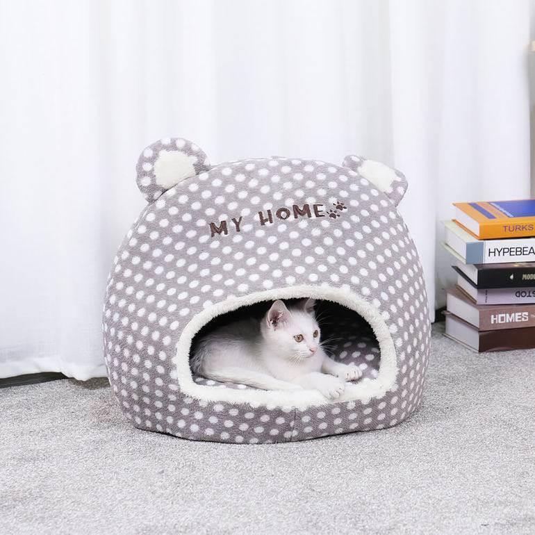 10 способов угодить любимому пушистику – делаем домик для кошки своими руками