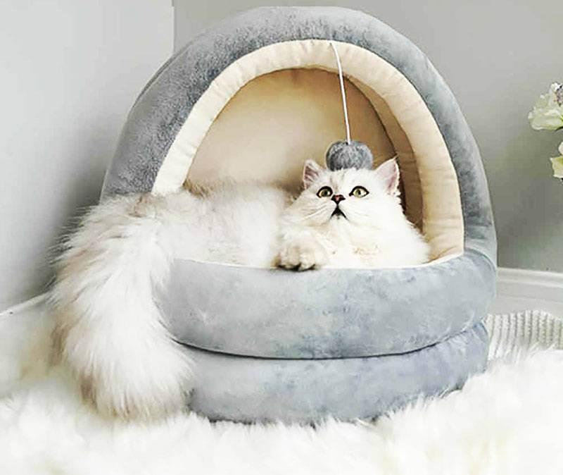 Делаем дом для кошки своими руками: выбор материалов и пошаговые мастер-классы