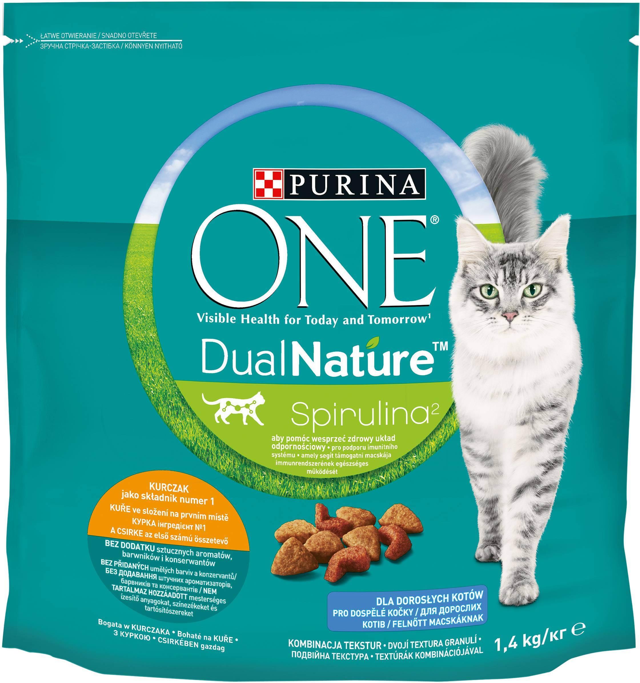 Как правильно перевести кота с сухого корма на натуралку?