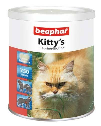 Витамины с таурином для кошек - zhivomag