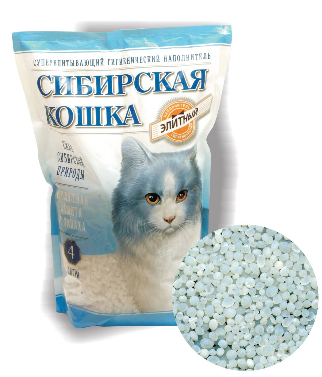 Силикагелевый наполнитель для кошачьего туалета: его особенности, преимущества и недостатки