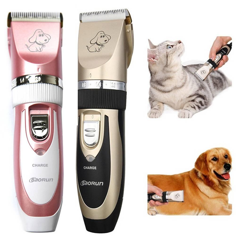 Машинка для стрижки кошек, в том числе с густой шерстью: особенности выбора и использования, как стричь кота - видео-инструкция
