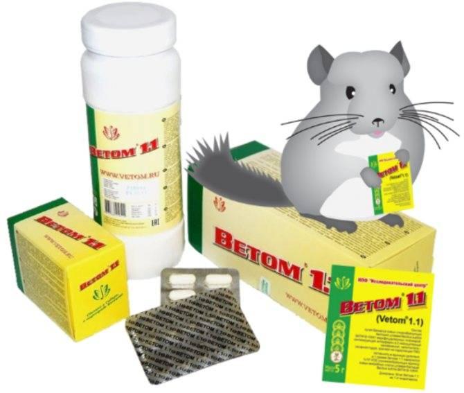 Ветом для кошек инструкция по применению