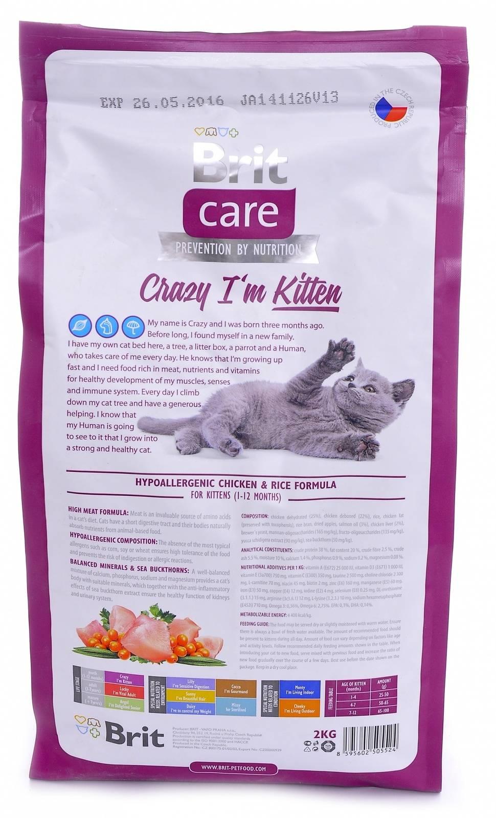 Выбор корма премиум и супер-премиум класса для котят