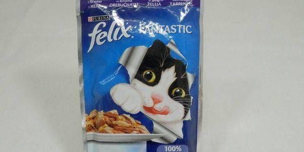 Корм феликс (felix) для кошек   состав, цена, отзывы