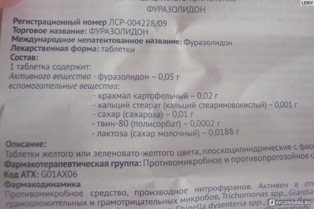 Можно ли дать фуразолидон котенку от поноса   tsitologiya.su