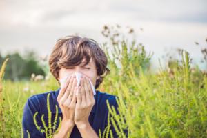 Психосоматика аллергии у взрослых и детей