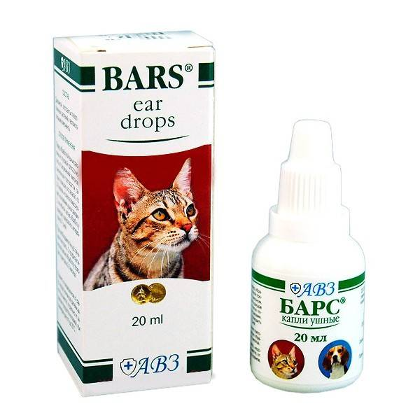 Обзор лучших средств для чистки ушей у кошек