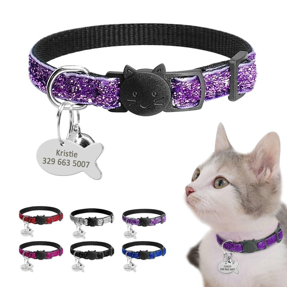 Противопаразитарный ошейник для кошек ‒ надежное и изящное украшение