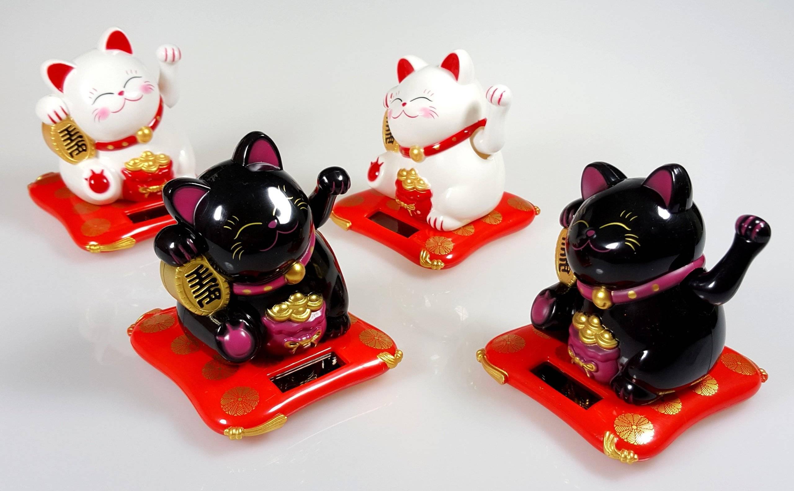 Манэки-нэко. легенды и значение талисмана. манеки неко - «золотой кот манэки-нэко машет лапкой, приносит деньги и удачу. моя история и размышления