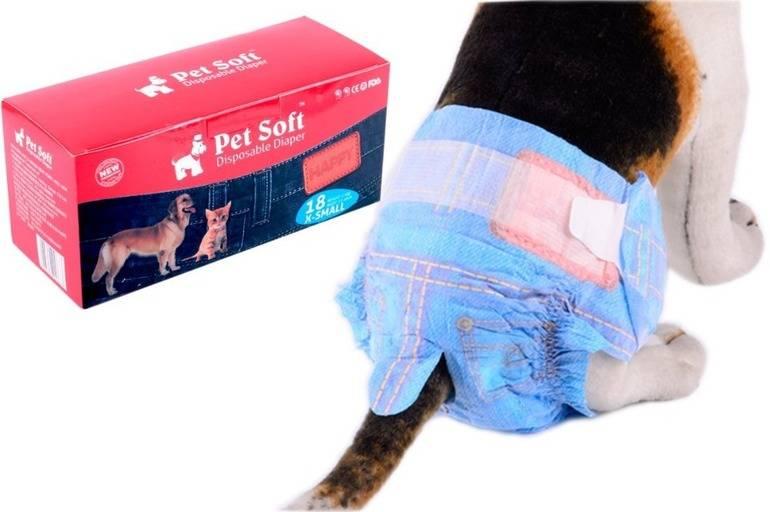 Памперсы для кошек