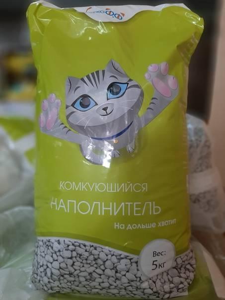 Выбираем наполнитель для кошачьего туалета правильно!