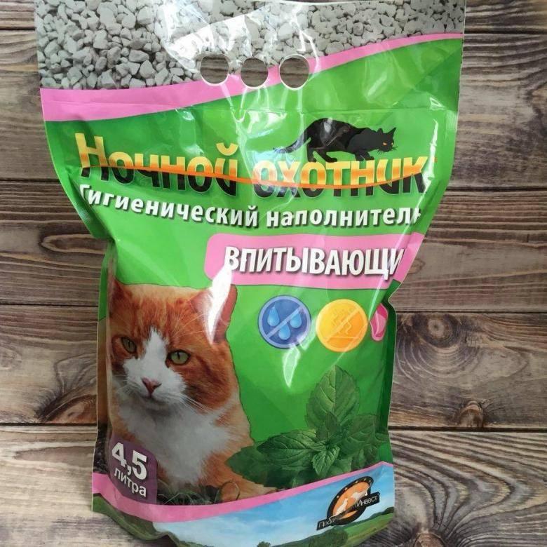 Древесный наполнитель для кошачьего туалета: особенности, отзывы
