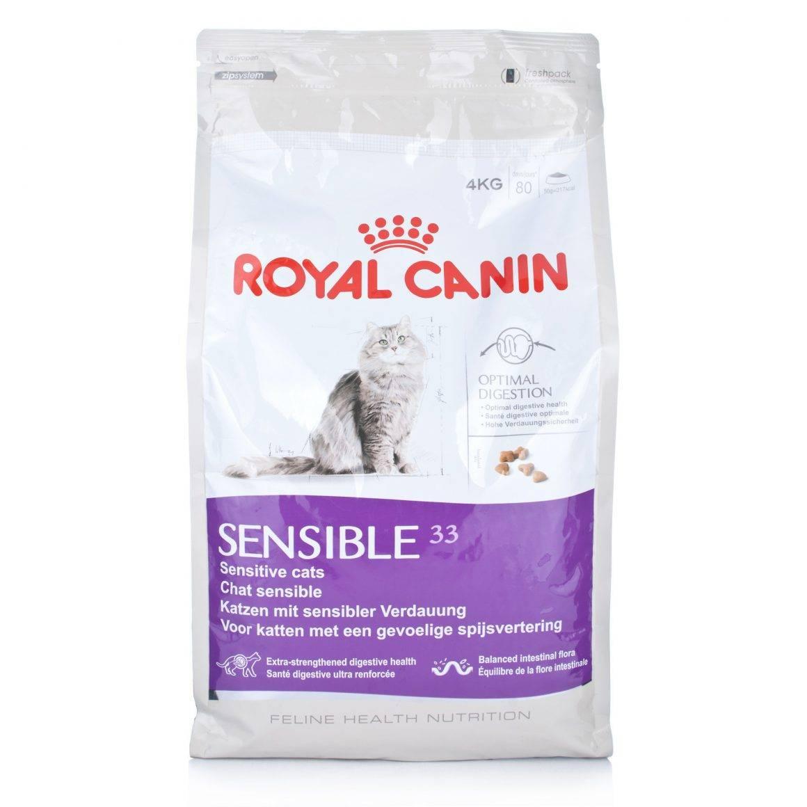 Корм роял канин для кошек: состав и виды, отзывы ветеринаров