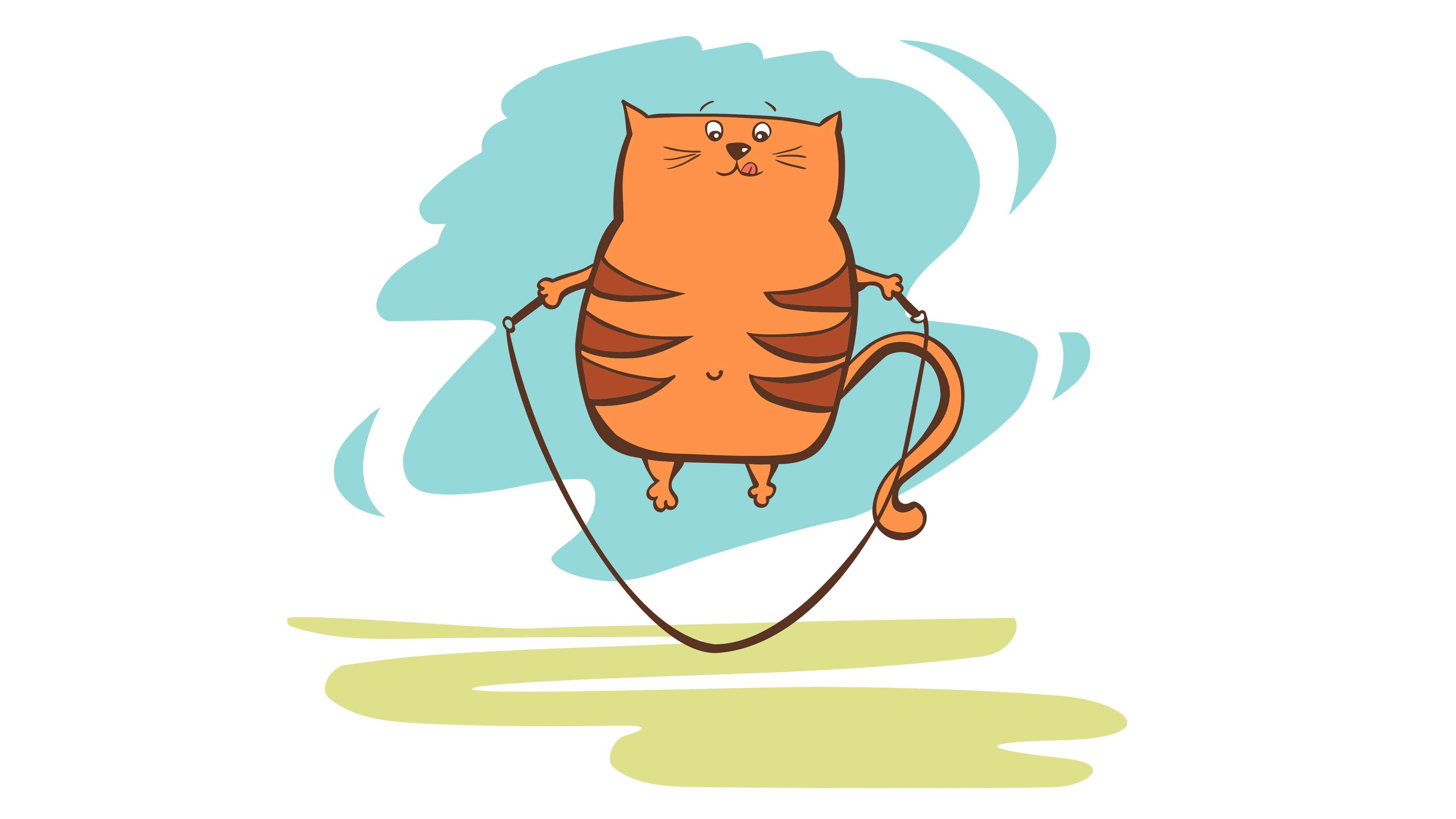 Чем кормить кота чтобы он потолстел — котенок не растет и очень худой