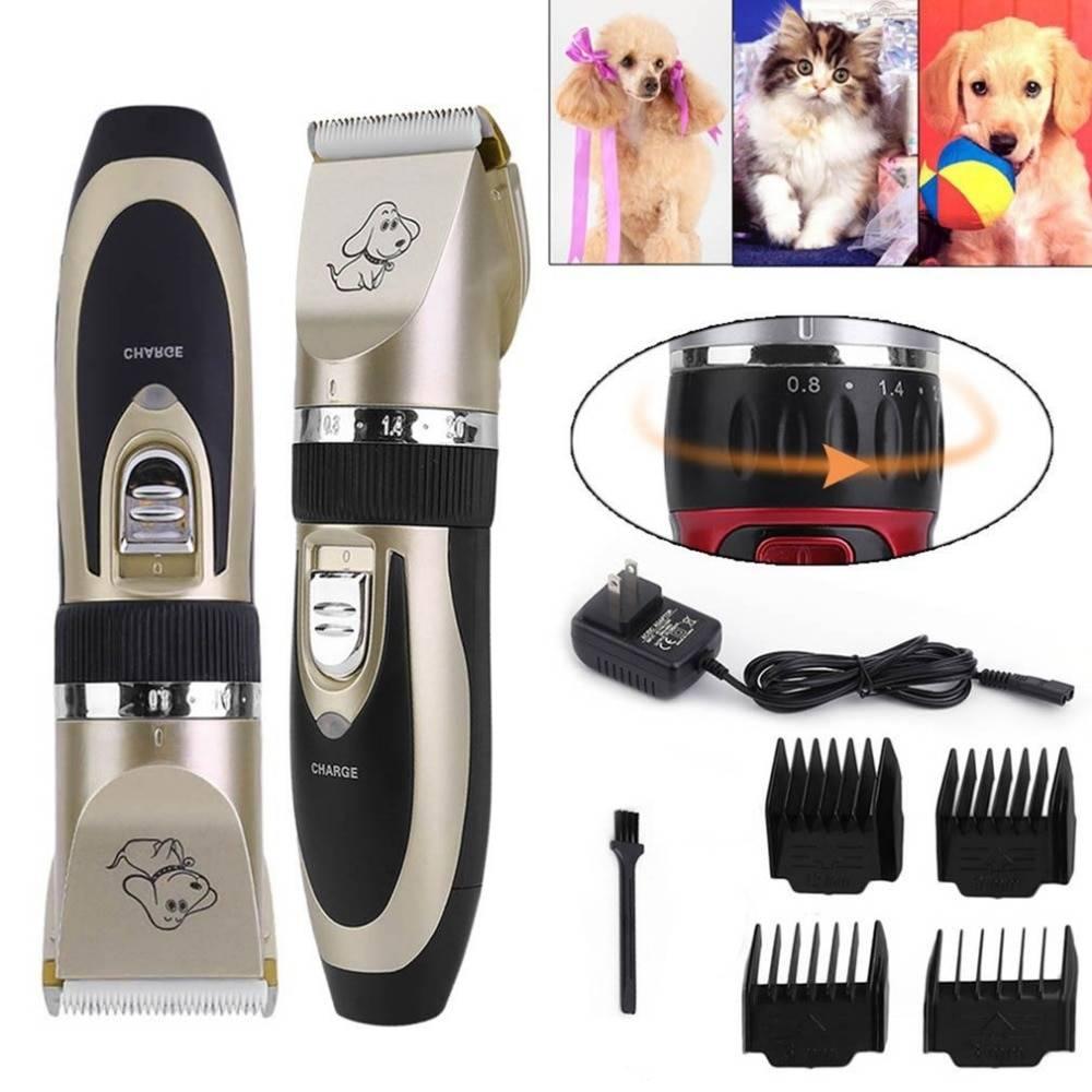 Машинка для стрижки кошек в домашних условиях: полезный инструмент для быстрого груминга