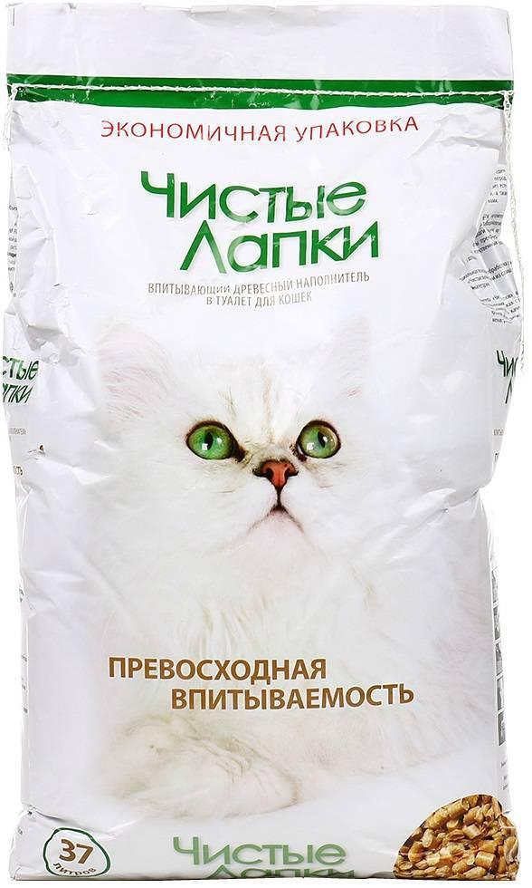 Комкующийся наполнитель для кошачьего туалета