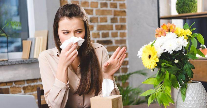 Психосоматические причины аллергии
