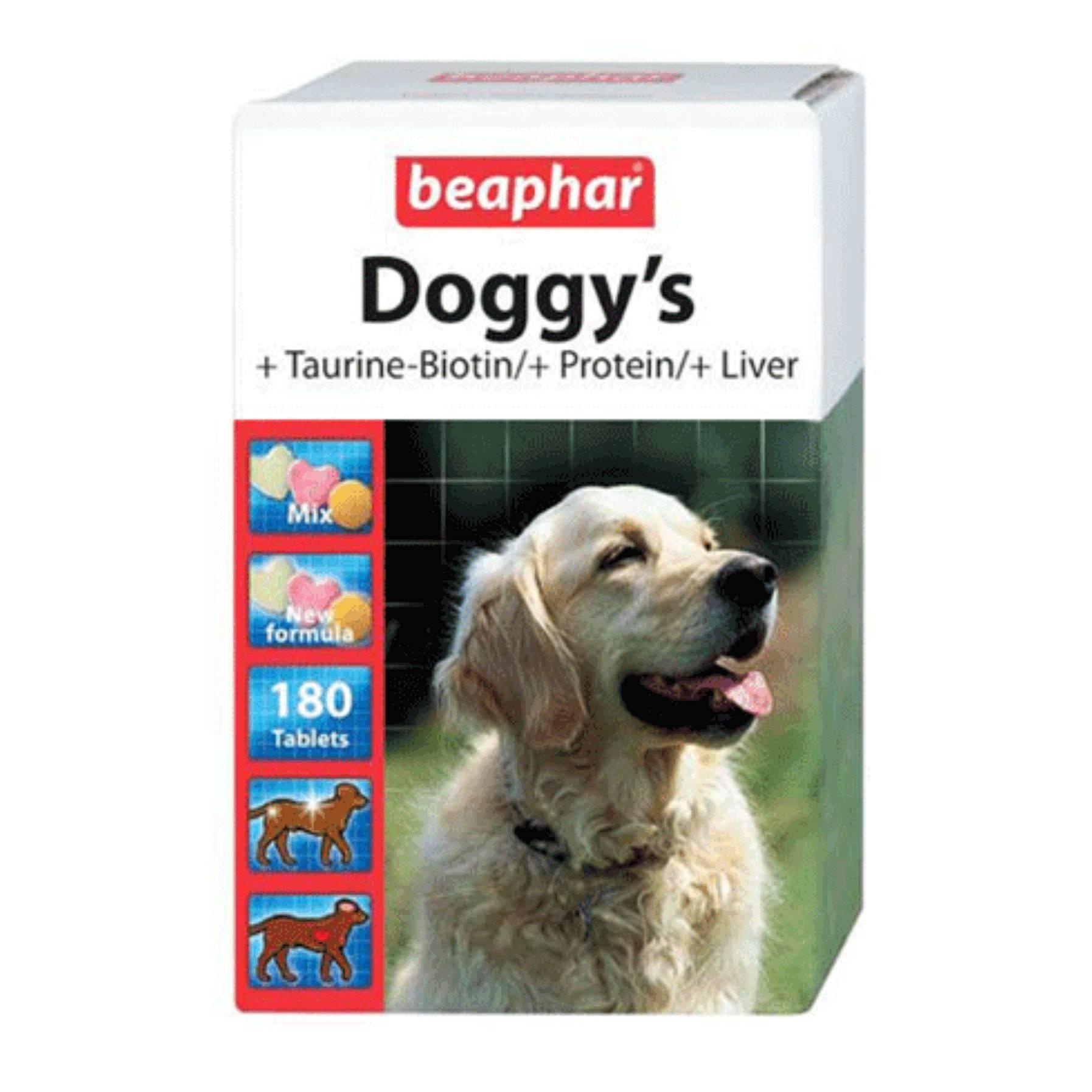 Витамины beaphar для собак: 5 популярных видов, отзывы