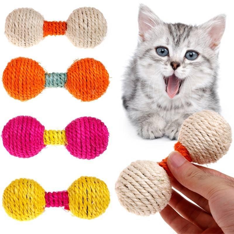 Делаем игрушку для кошки своими руками в домашних условиях: из бумажной коробки и выкройка из ткани