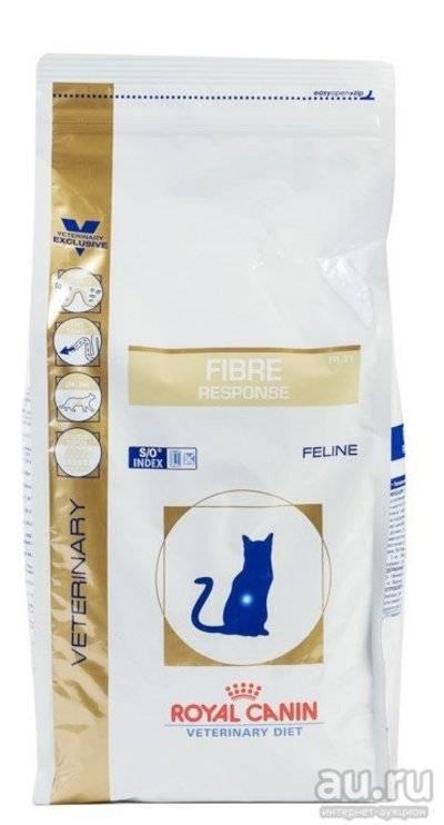 При запорах у кошек какой корм давать