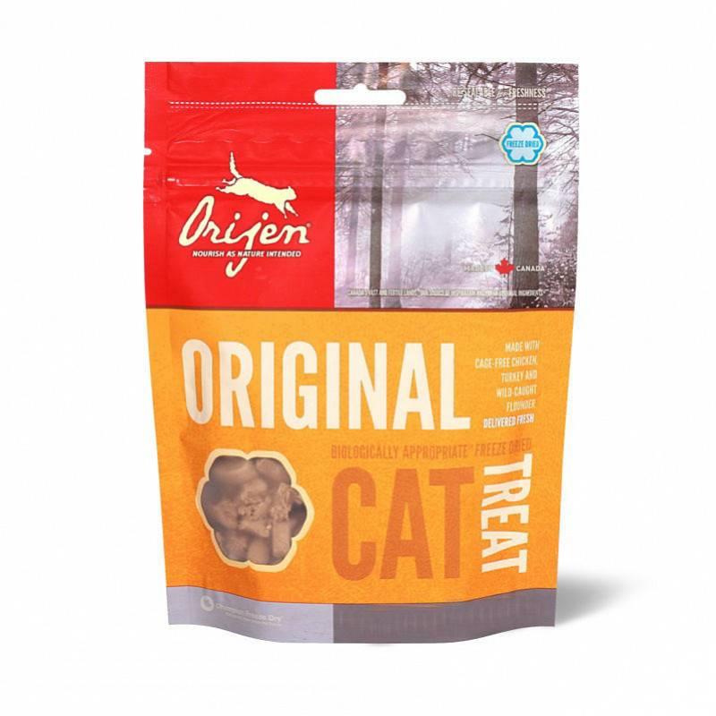 Корм для кошек orijen cat six fish grain free