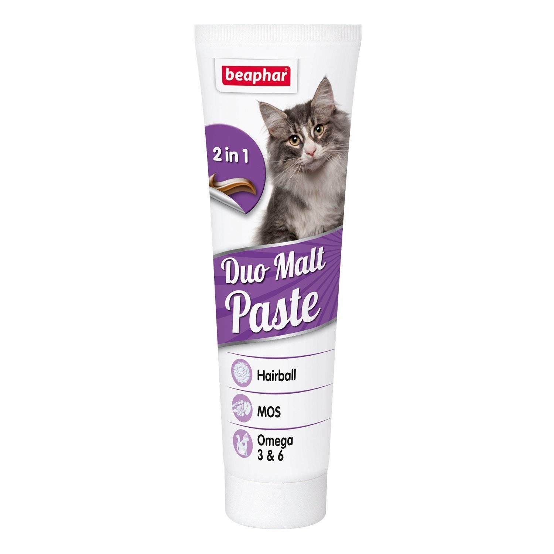 Мальт паста для кошек, фото, применение,