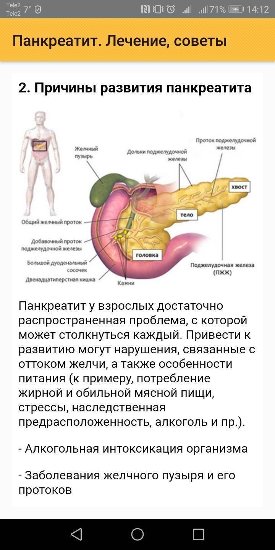 Диета после панкреонекроза поджелудочной железы | tsitologiya.su