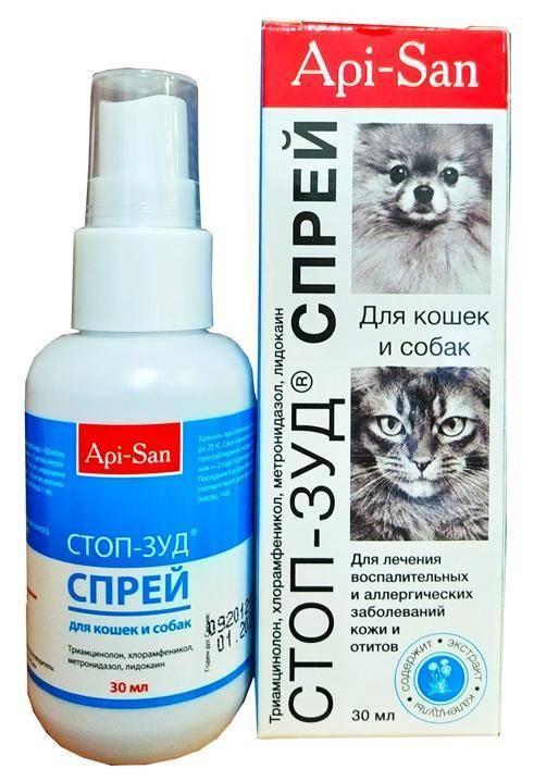 Стоп-зуд для собак — действенное средство при дерматологических проблемах