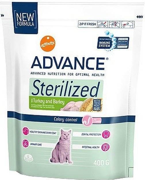Влажный корм для кастрированных котов, стерилизованных кошек премиум класса