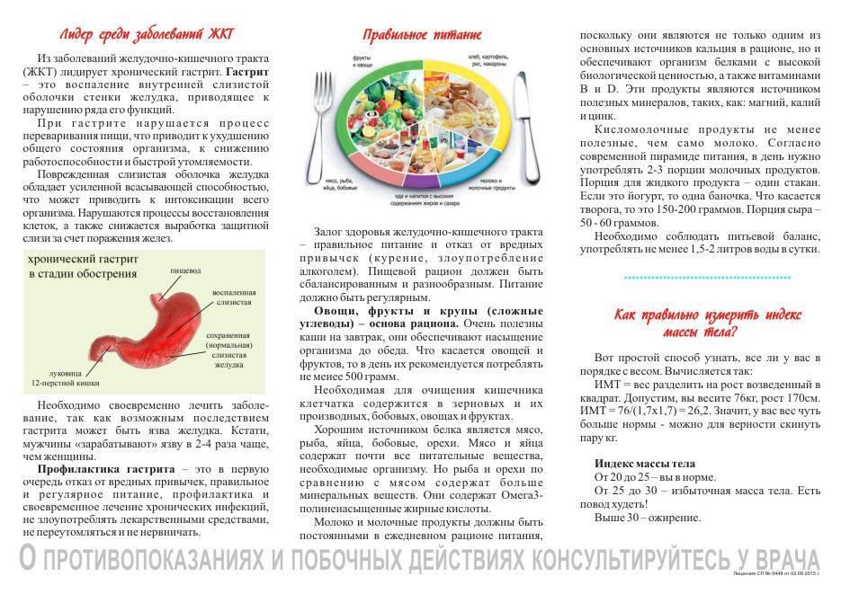 Диета При Расстройстве Желудочно Кишечного Тракта